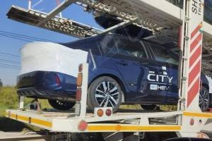 Spyshot: Honda City 2021 e:HEV, Honda City Hatchback 2021 pelancaran Thailand esok!