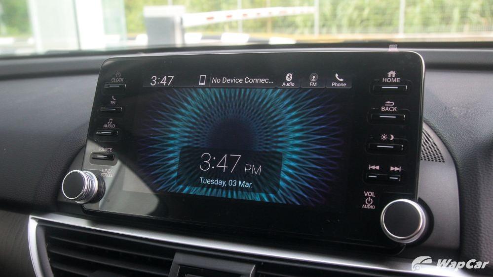 2020 Honda Accord 1.5TC Premium Interior 093