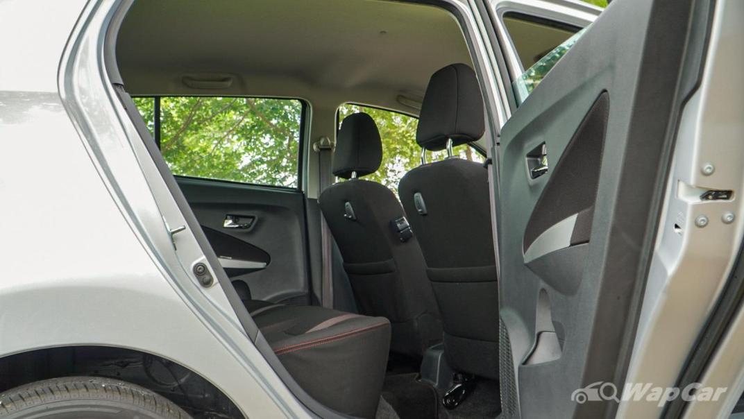 2019 Perodua Axia AV 1.0 AT Interior 031