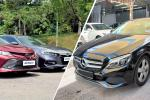 Ada RM 200k, baik beli Toyota Camry, Honda Accord atau Mercedes-Benz C200 terpakai?