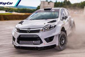 Proton Iriz RX Supercar - 600 PS untuk takluk World Rallycross Championship 2021