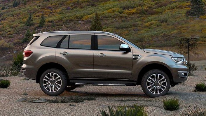 Ford Everest (2017) Exterior 004