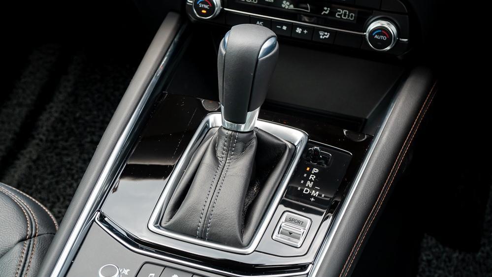 2019 Mazda CX-5 2.5L TURBO Interior 027