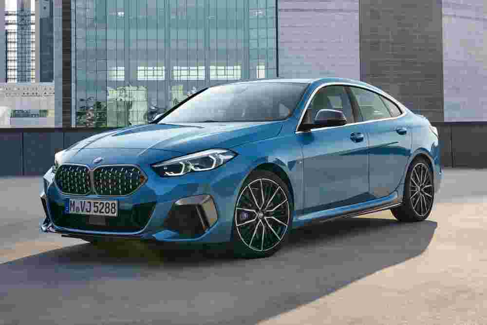 The BMW 2 Series Gran Coupe is the long overdue alternative to the Merc CLA