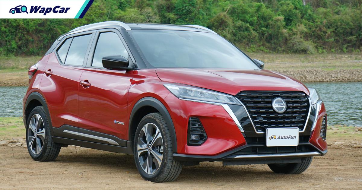Potential X50 and HR-V rival, 2021 Nissan Kicks e-Power delayed for Malaysia 01