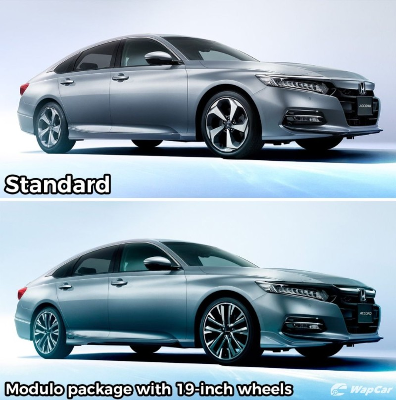 2020 Honda Accord gets all spiced up, JDM style 02
