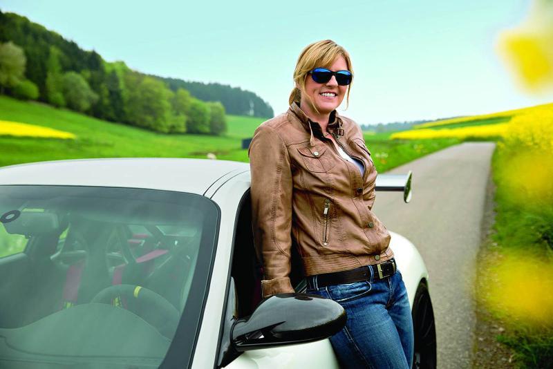 Top Gear host Sabine Schmitz reveals her cancer battle 02