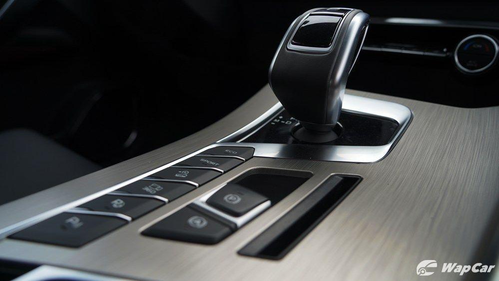 Proton X50 (2020) Interior 030