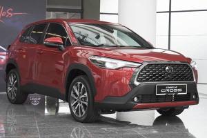 Priced from RM 124k, Toyota Corolla Cross launched in Malaysia, full ADAS, 3D 360-deg cam, TNGA