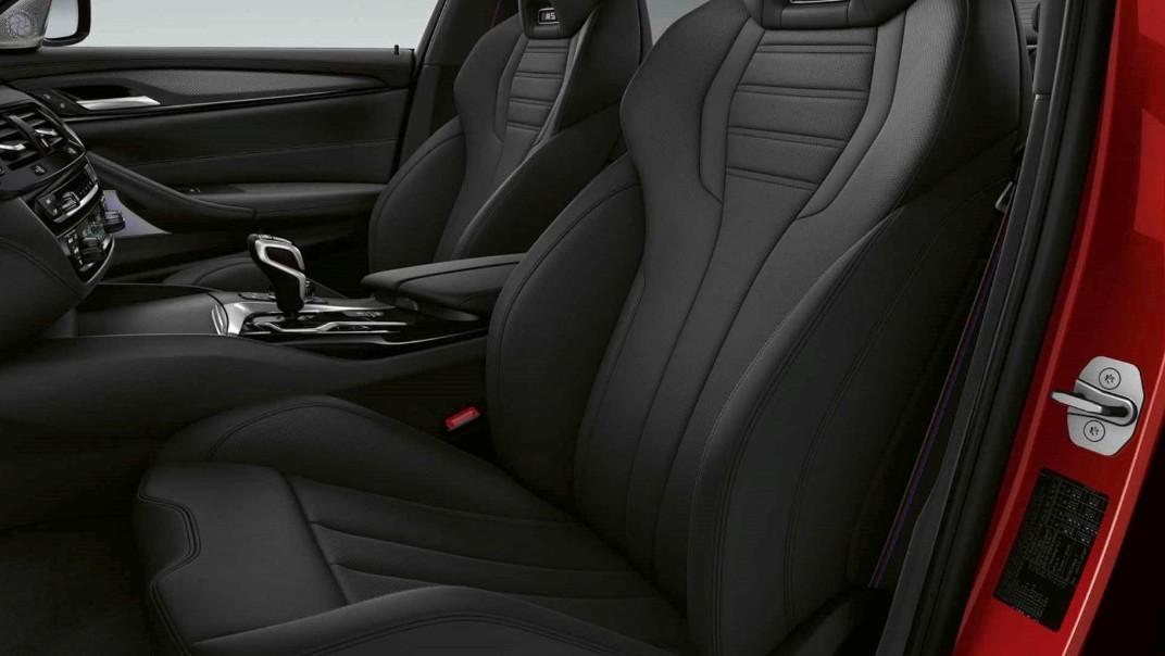 2020 BMW M5 Interior 014