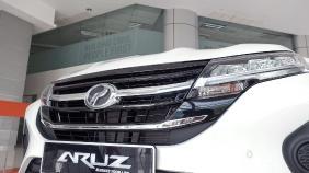 2019 Perodua Aruz 1.5 X Exterior 013