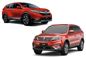 Proton X70 1.8L 2WD Is More Expensive To Maintain Than The Honda CR-V 1.5L