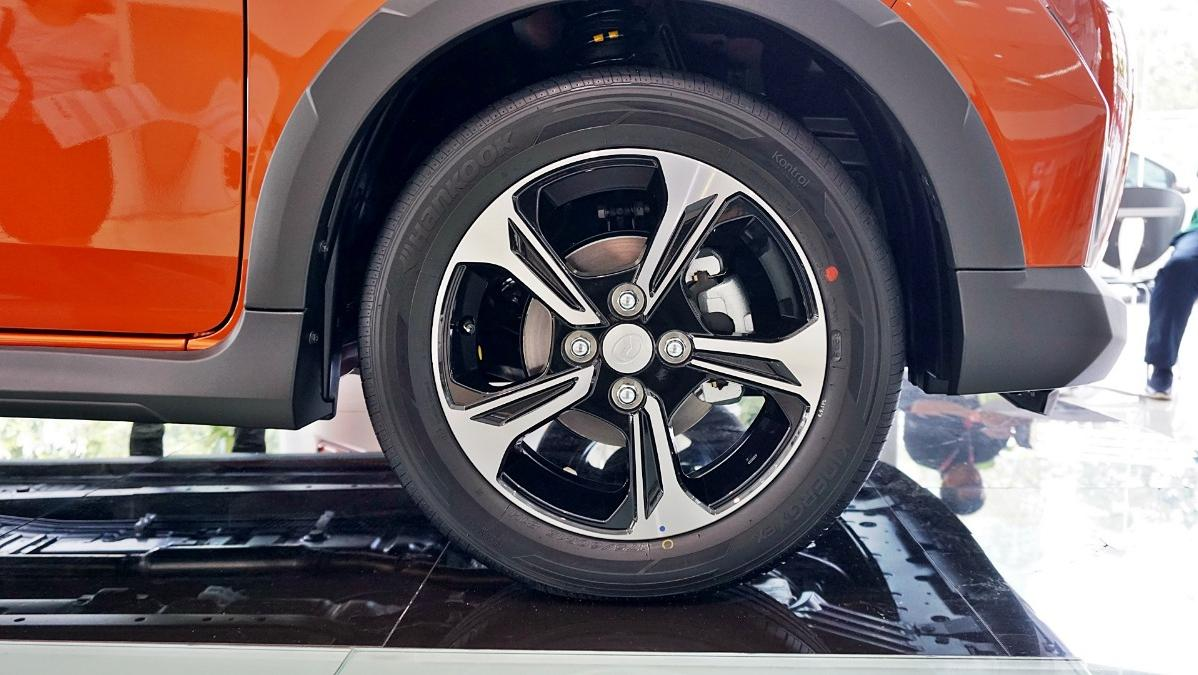 2019 Perodua Axia Style 1.0 AT Exterior 067