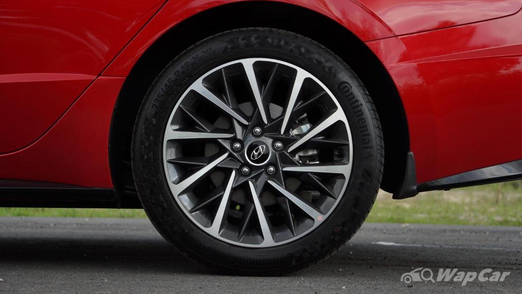 2020 Hyundai Sonata 2.5 Premium Exterior 042