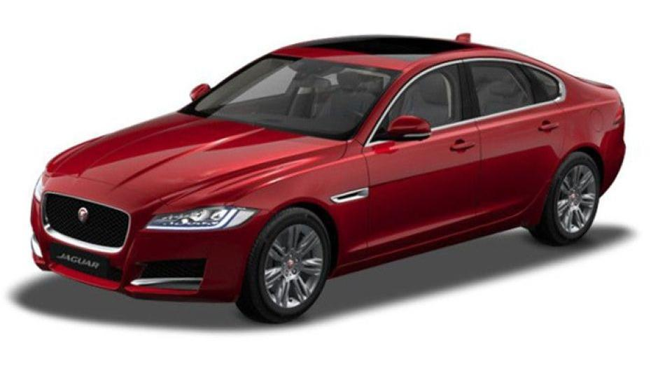 Jaguar XF (2017) Others 015