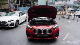 2020 BMW 2 Series 218i Gran Coupe Exterior 001