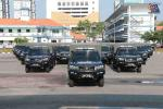 34 new Toyota Hilux delivered to the Johor Police