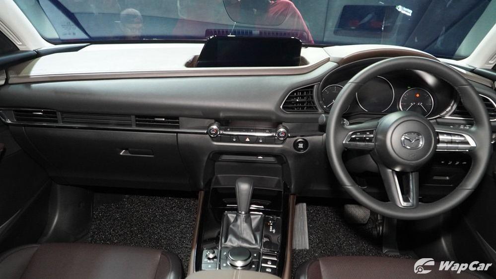 2020 Mazda CX-30 Interior 001
