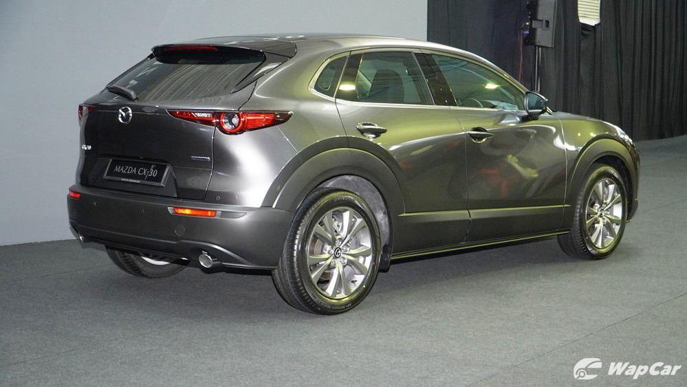 2020 Mazda CX-30 Exterior 024