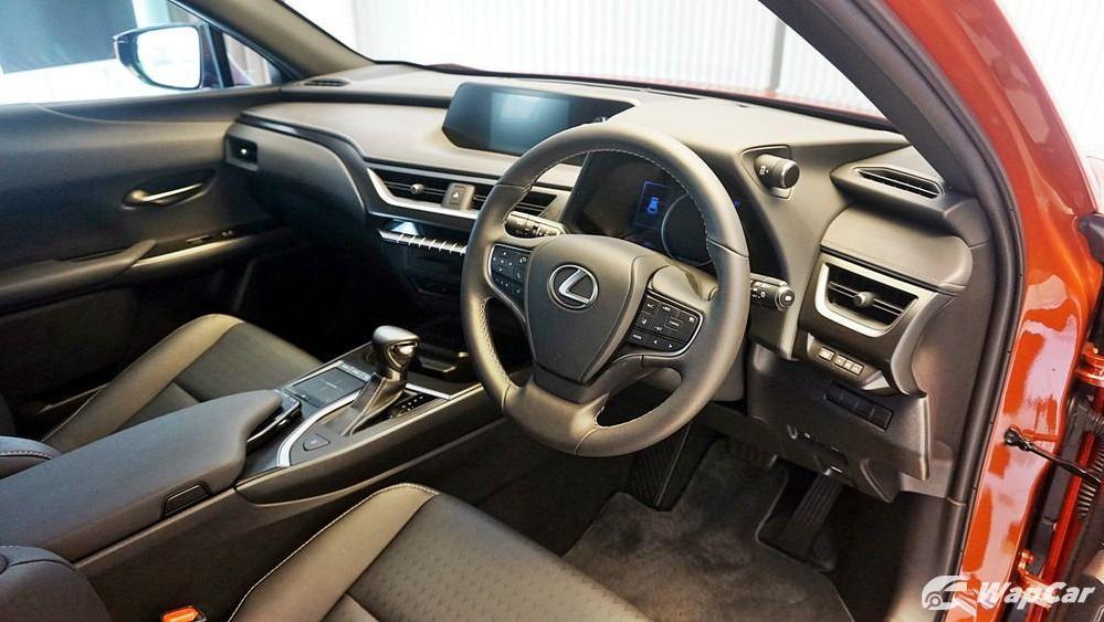 2020 Lexus UX 200 Urban Interior 002