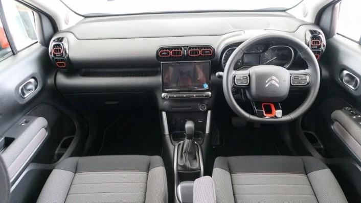2019 Citroën New C3 AIRCROSS SUV Interior 001