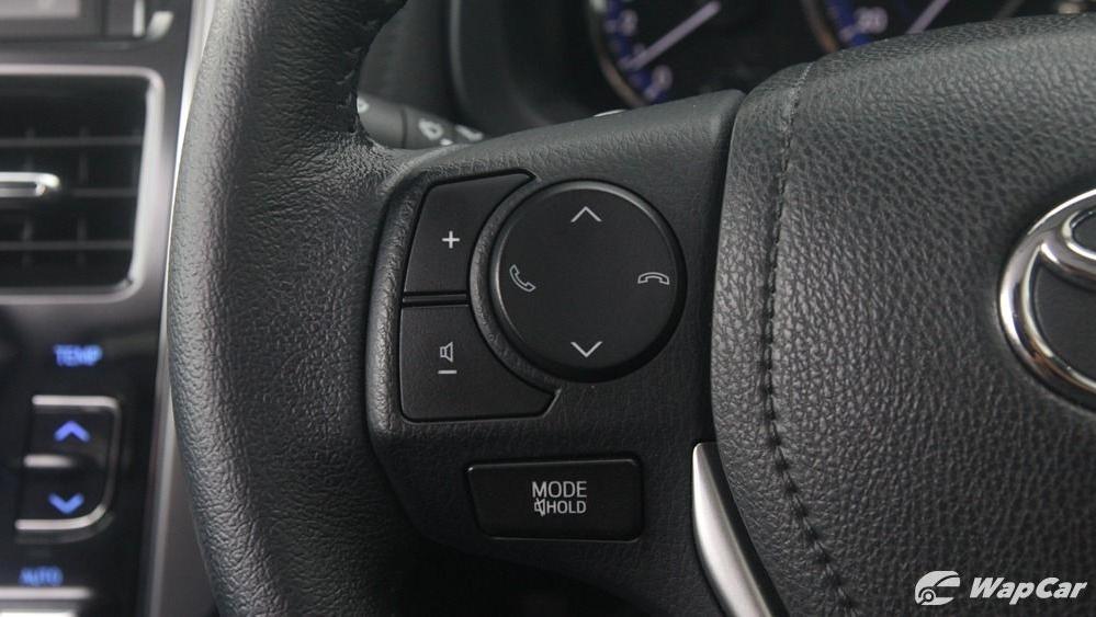 2019 Toyota Vios 1.5G Interior 039