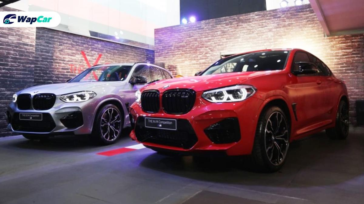 2020 BMW X3 M Competition and BMW X4 M Competition launched in Indonesia, only 12 units! 01