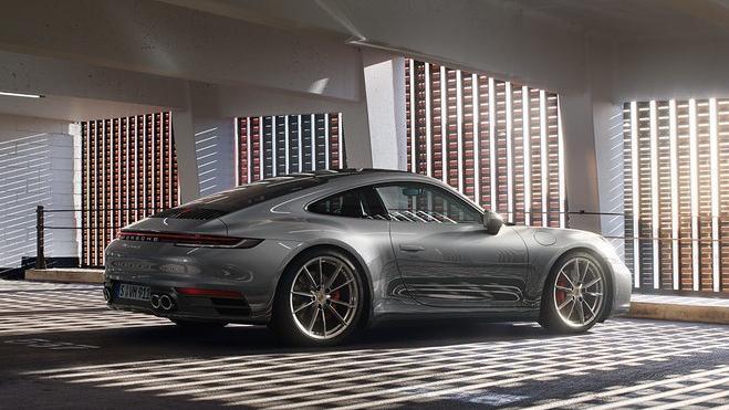 2019 Porsche 911 The New 911 Carrera S Exterior 004
