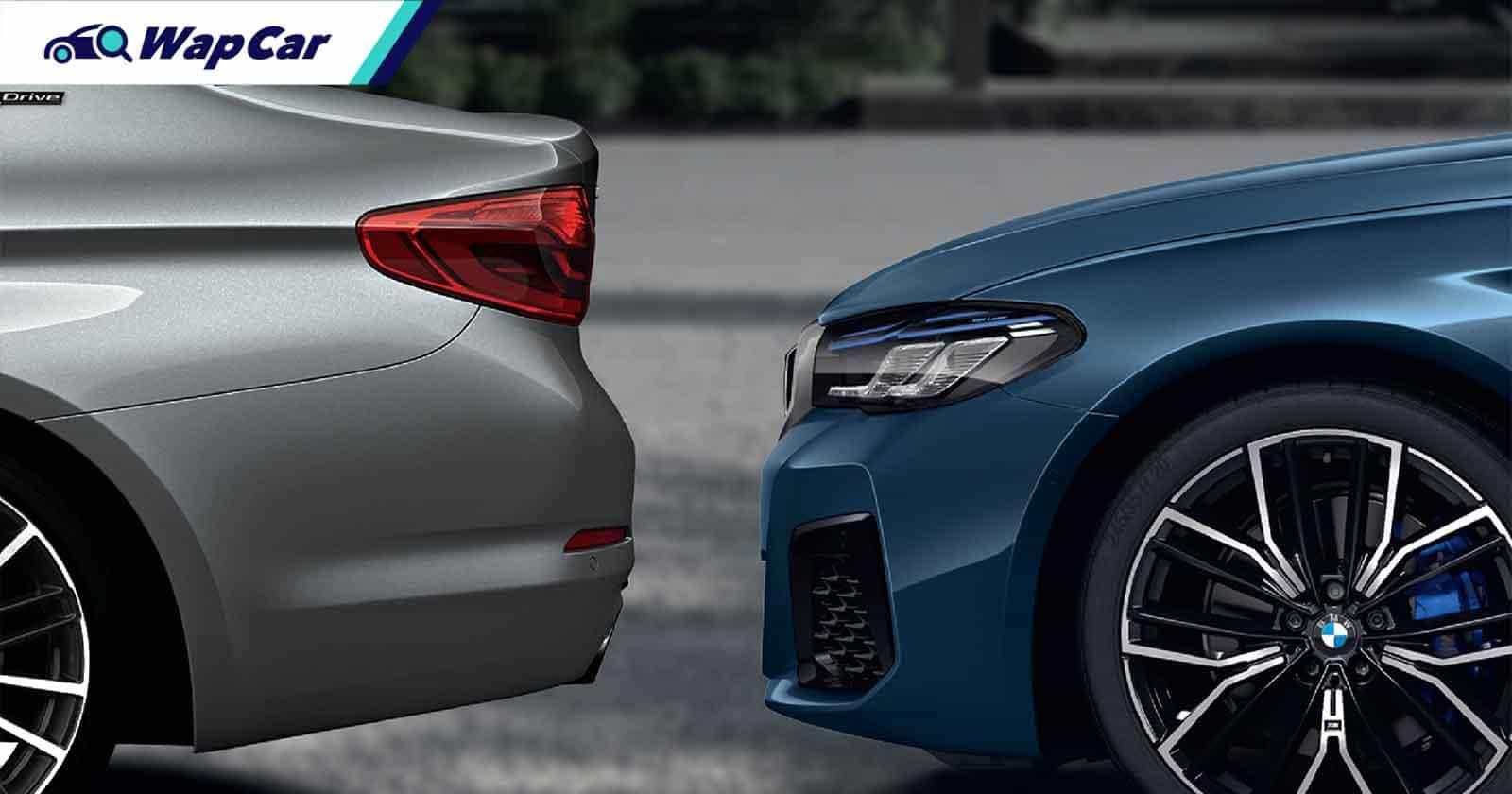 BMW 5 Series G30 facelift (LCI) 2021 diacah di Malaysia – varian 520i bakal digugurkan? 01