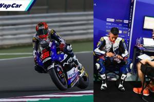 Bos NTS RW Racing GP mohon maaf kepada Hafizh Syahrin, janji bangkit aksi berikutnya!