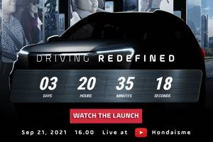 Save the date, all-new 2022 Honda BR-V to debut next week