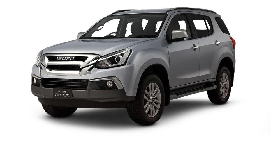 Isuzu MU-X (2018) Others 002