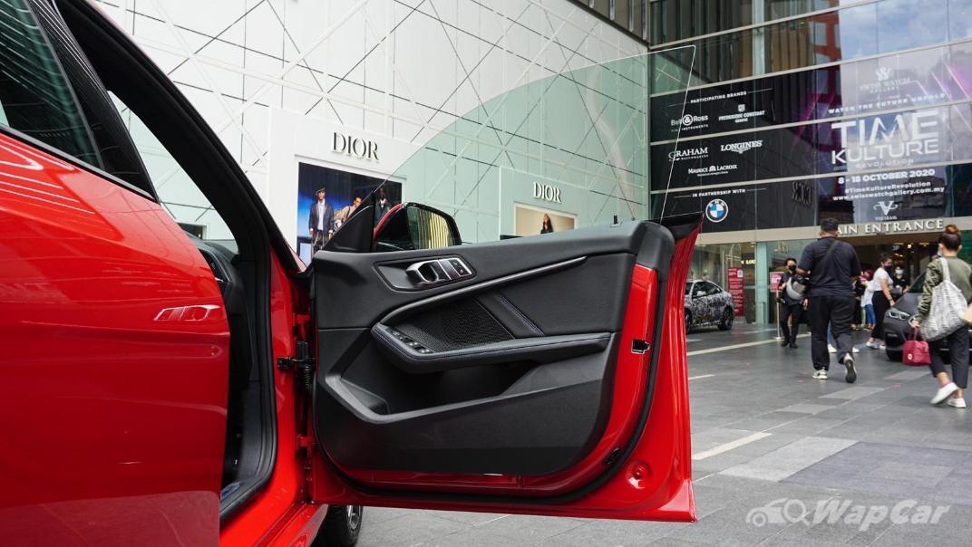 2020 BMW 2 Series 218i Gran Coupe Interior 107