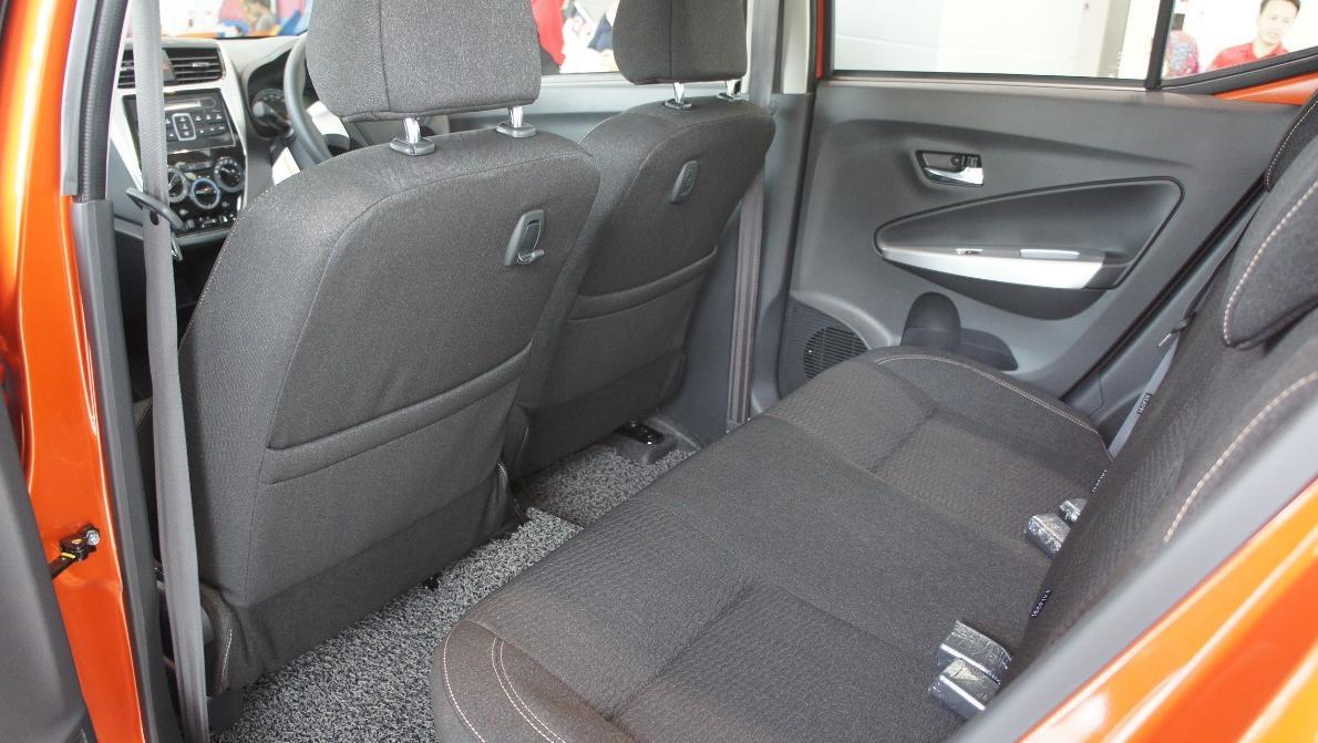 2019 Perodua Axia Style 1.0 AT Interior 085