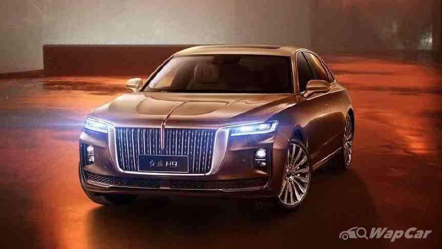 Hongqi H9 in-depth video, what does this Chinese S-Class rival has to offer? 02