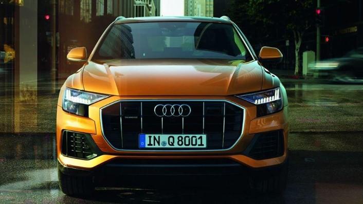 Audi Q8 (2019) Exterior 002