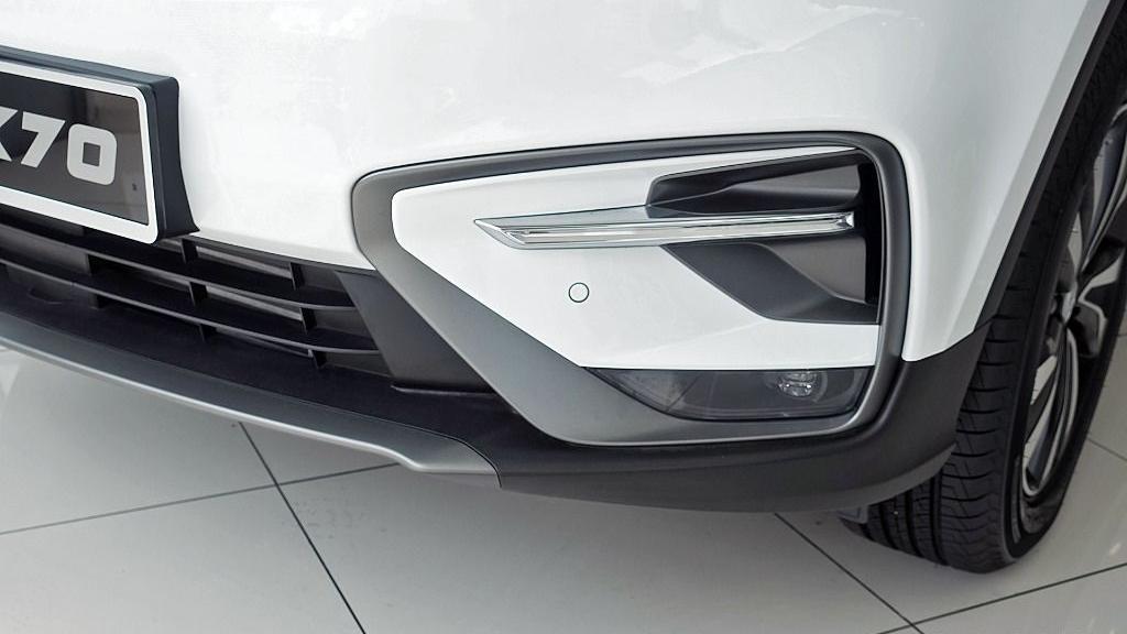 2018 Proton X70 1.8 TGDI Executive AWD Exterior 019