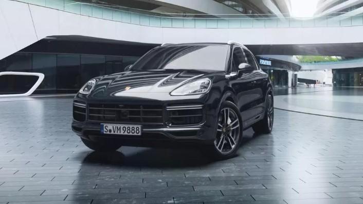 Porsche Cayenne (2019) Exterior 005