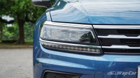 2020 Volkswagen Tiguan Allspace 1.4TSI Highline Exterior 015