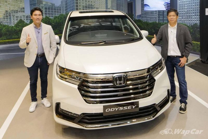 Indonesia welcomes 2021 Honda Odyssey facelift, coming to Malaysia this year 02