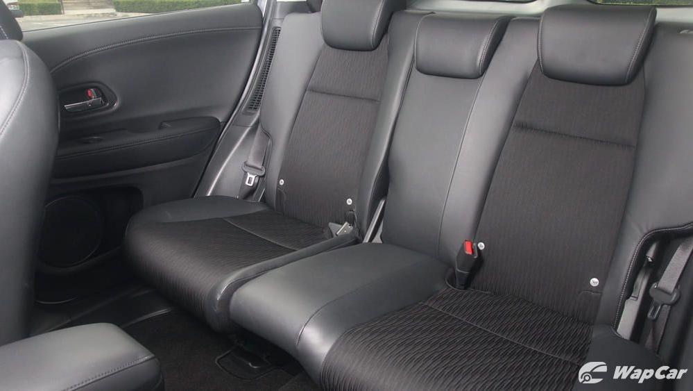 2019 Honda HR-V 1.5 Hybrid Interior 076