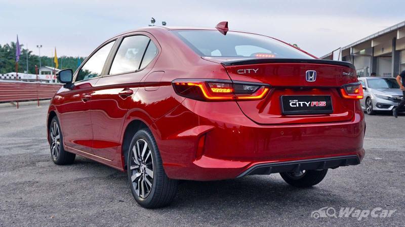Pelancaran 2021 dari Honda Malaysia: City Hatchback, Odyssey facelift, dan banyak lagi 02