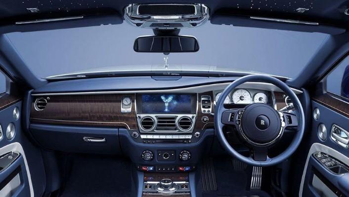 2010 Rolls-Royce Ghost Ghost Interior 001