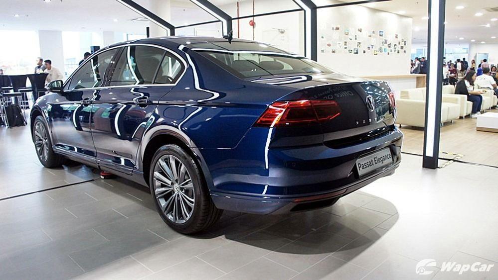 2020 Volkswagen Passat 2.0TSI Elegance Exterior 037