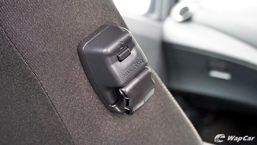 2019 Perodua Axia Style 1.0 AT Interior 046