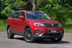 Ratings Comparison: Proton X70 vs Honda CR-V vs Mazda CX-5 - Driving performance