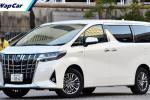 Toyota Alphard kereta paling banyak dicuri di Jepun? Biar betul?