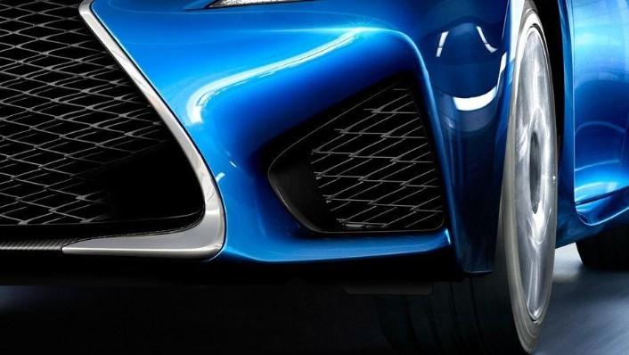 Lexus GS (2018) Exterior 009