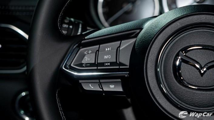 Mazda CX-8 Public (2019) Interior 004