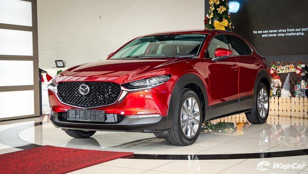 2020 Mazda CX-30 SKYACTIV-G 2.0 Exterior 029